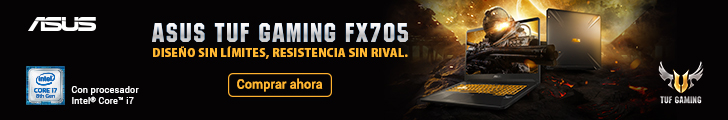 ASUS FX705 Banner