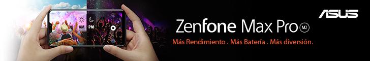 ASUS ZenFone Max Pro M2 Banner