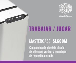 CoolerMaster SL600M Banner