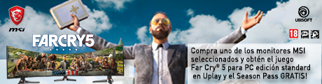 MSI Far Cry Banner