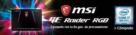 MSI Raider RGB Banner