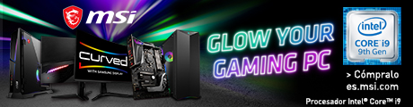 MSI Glow Gaming Banner