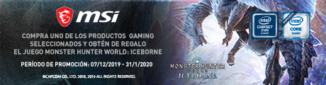 MSI Monster Banner