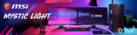 MSI RTX Banner