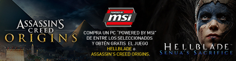 MSI Powered by MSI Banner
