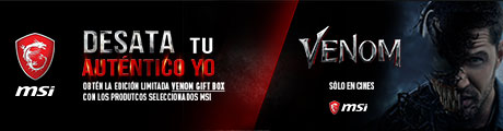 MSI Venom Banner