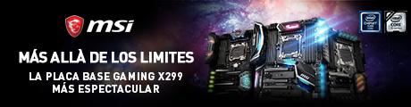 MSI X299 Banner