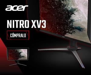 Acer Nitro XV3 Banner