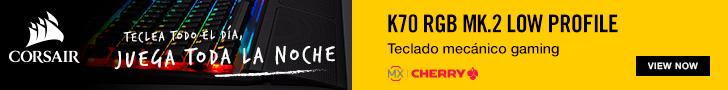 Corsair K70 RGB