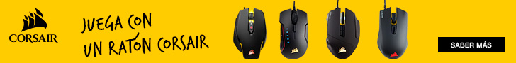 Corsair Mice Promo