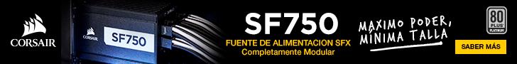 Corsair SF750 Banner