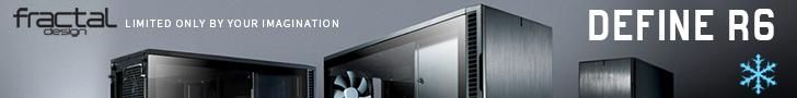 Fractal Design Define R6 Banner