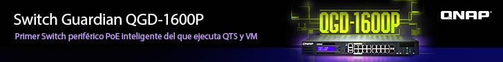 QNAP QGD-1600P Banner