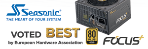 Seasonic Best PSU