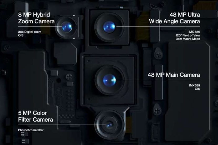 """OnePlus desactivará la cámara """"Color Filter"""" hasta solucionar su capacidad de ver a través de algunos materiales"""