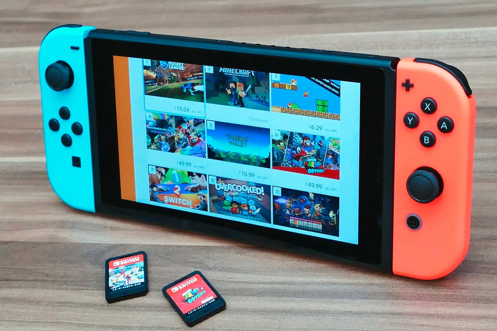 Trucos para aprovechar mejor Nintendo Switch