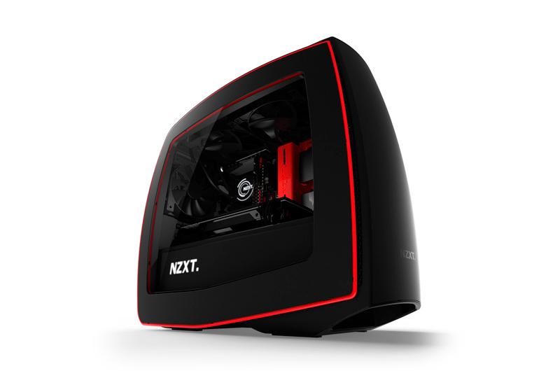 NZXT entra en el mercado de cajas Mini-ITX con su nueva Manta, Imagen 1