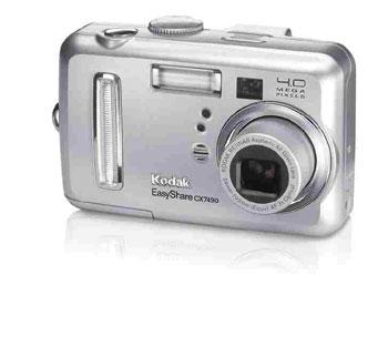 Kodak lanza nuevas Cámaras, Imagen 1