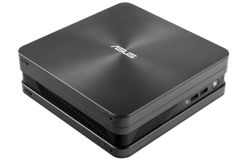 ASUS estrena la gama de ordenadores compactos VivoMini con el nuevo VC65, Imagen 1