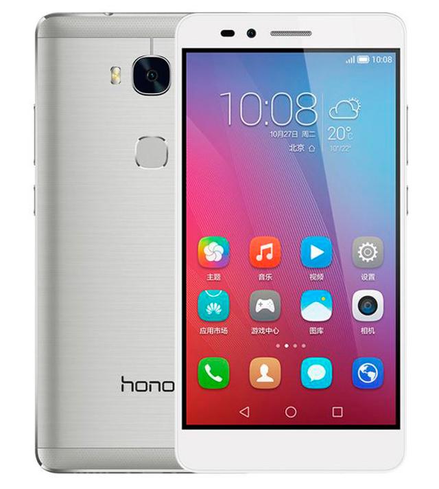 Huawei presenta el Honor 5X, Imagen 1
