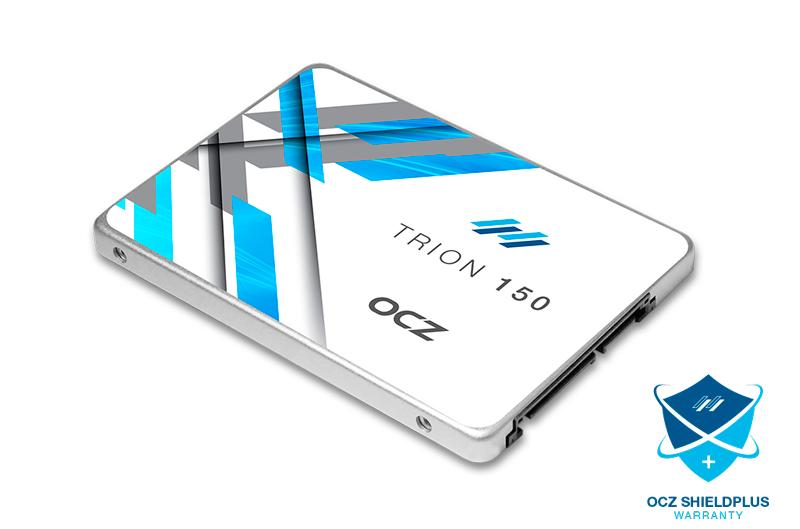 OCZ actualiza sus SSD Trion con la nueva gama 150, Imagen 1