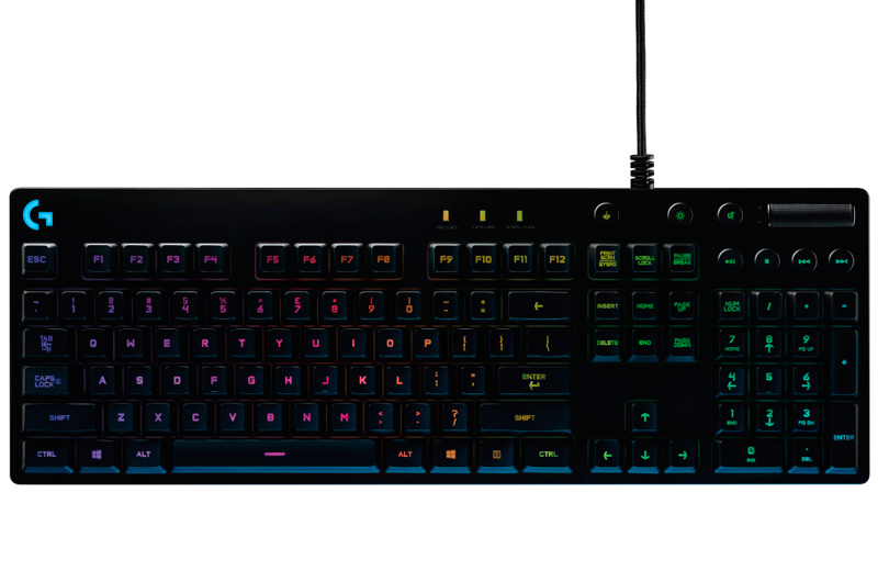 Logitech G810 Orion Spectrum, nuevo teclado mecánico con interruptores Romer-G, Imagen 2