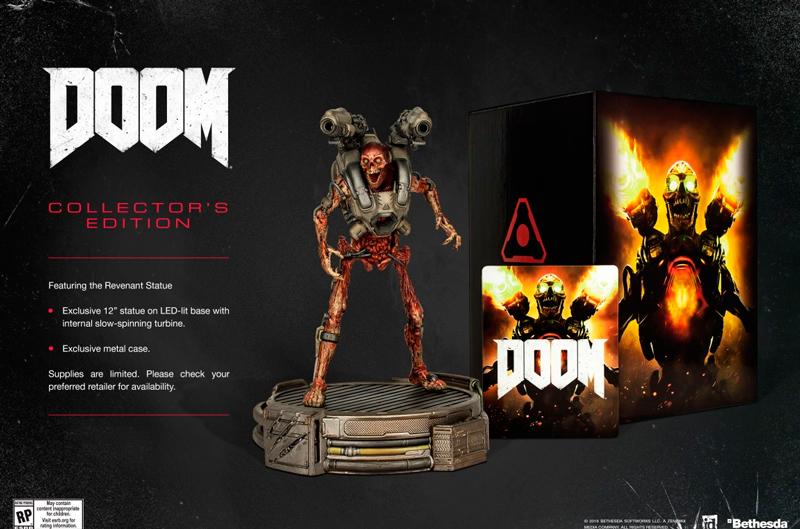 El nuevo Doom llegará el 13 de mayo, Imagen 1