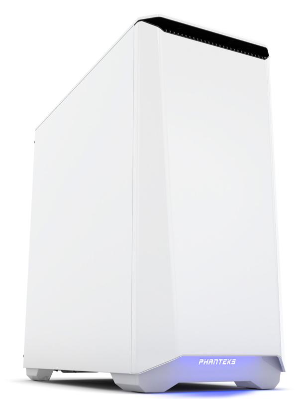 La torre Eclipse P400 de Phanteks llega con una versión para ordenadores silenciosos, Imagen 1