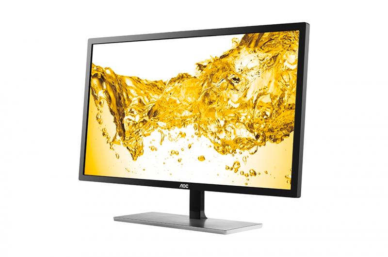 Llega a España el monitor 4K FreeSync AOC U2879VF por 399 Euros, Imagen 1