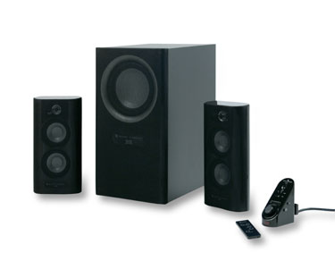 Altec Lansing presenta un nuevo sistema de audio 2.1, Imagen 1