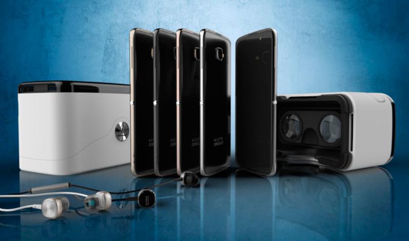 La caja del Alcatel Idol 4S se convierte en unas gafas de realidad virtual, Imagen 1