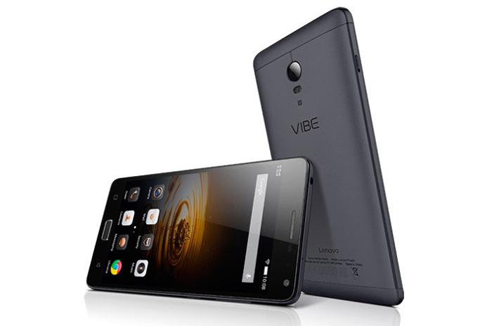Nuevo smartphone Lenovo Vive P1 Turbo con batería de 5.000 mAh, Imagen 1