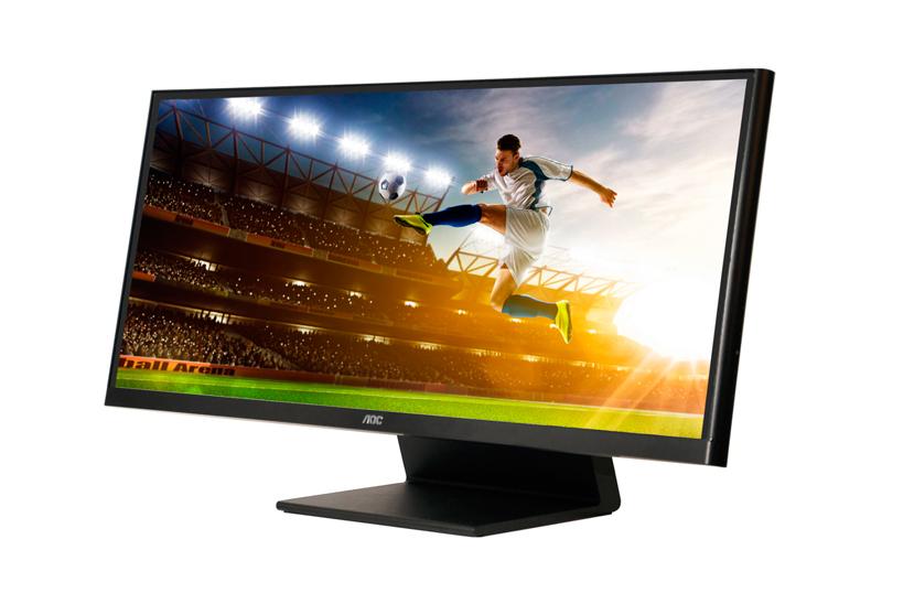 Nuevo monitor ultra-panorámico AOC Q2963PQ, Imagen 1