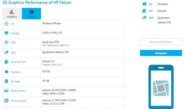 El HP Elite X3 será el nuevo smartphone con Windows 10 de HP, Imagen 1