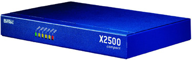 Conecta tu red a Internet con el router X2500 de BinTec, Imagen 1