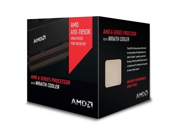 AMD A10-7890K y Athlon X4 880K, los chips Godavari más potentes de la compañía, Imagen 1