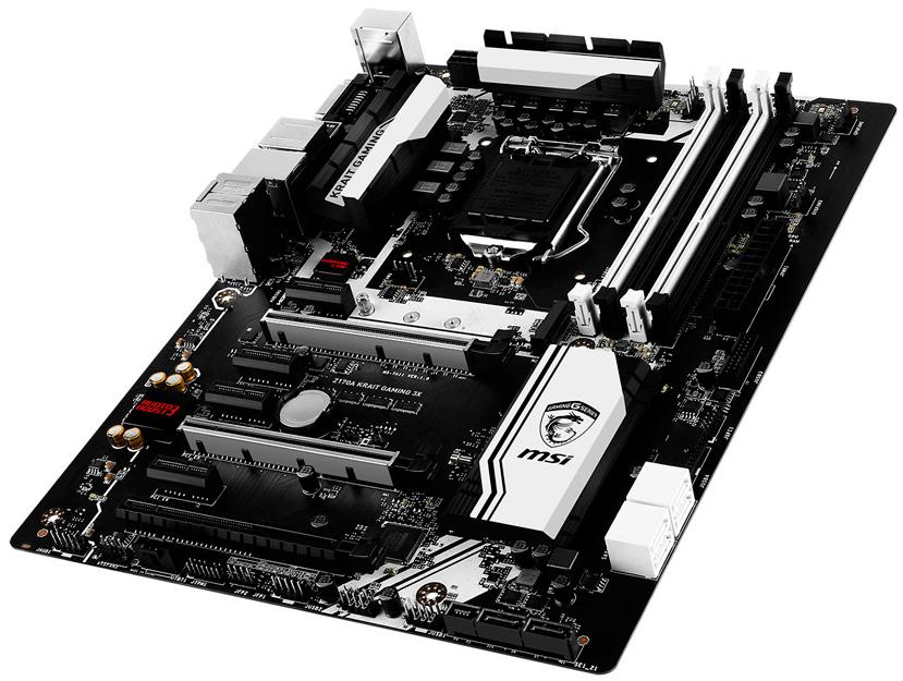 MSI actualiza su MSI Z170A Krait Gaming mejorando la distribución de puertos, Imagen 1