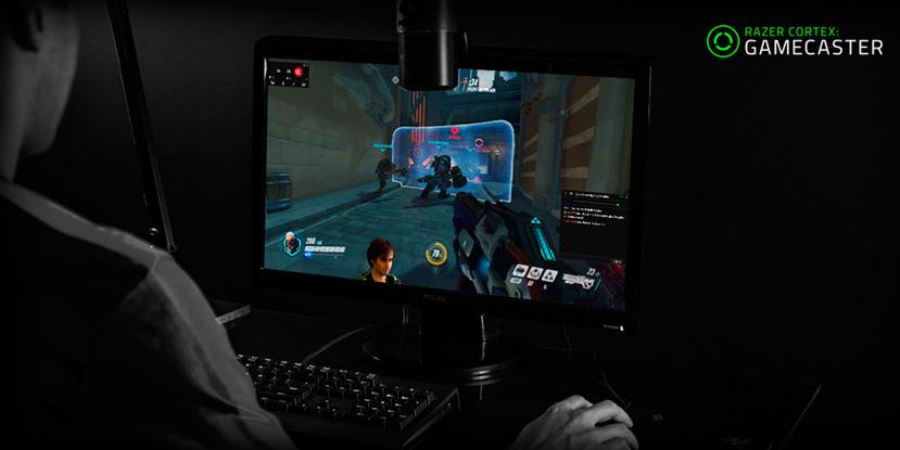 El software de streaming Racer Cortex Gamecaster ya está disponible en versión final, Imagen 1