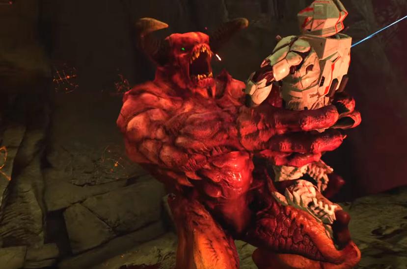 El nuevo Doom ya tiene tráiler multijugador, Imagen 1