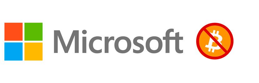Microsoft deja de aceptar bitcoins en su tienda de aplicaciones, Imagen 1