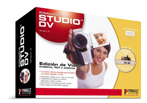Pinnacle anuncia su nueva gama de productos de edición de vídeo, Imagen 1