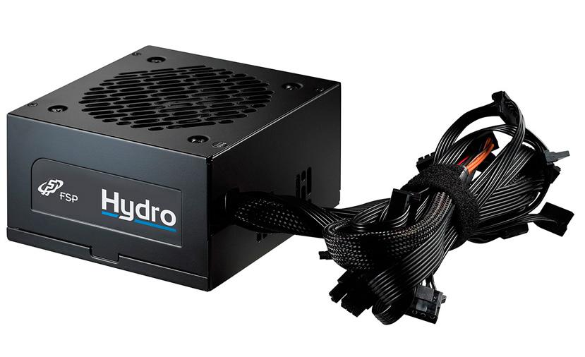 Nuevas fuentes de alimentación FSP Hydro Series con eficiencia 80 PLUS Bronze, Imagen 1