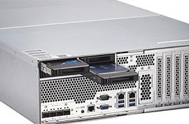 Qnap lanza el nuevo NAS Dual TDS-16489U con Intel Xeon X5 para procesos Big Data