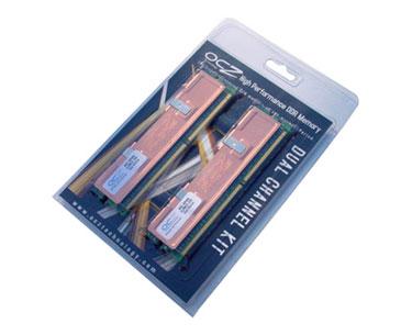 Módulos PC-3200 DDR de OCZ, Imagen 1