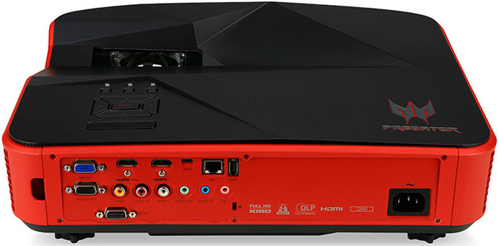 Acer Predator Z580, un proyector para jugadores con 5.000 Dólares en su bolsillo, Imagen 2