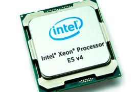 Intel anuncia nuevos procesadores Xeon E5-2600 v4 de 22 núcleos y 44 hilos