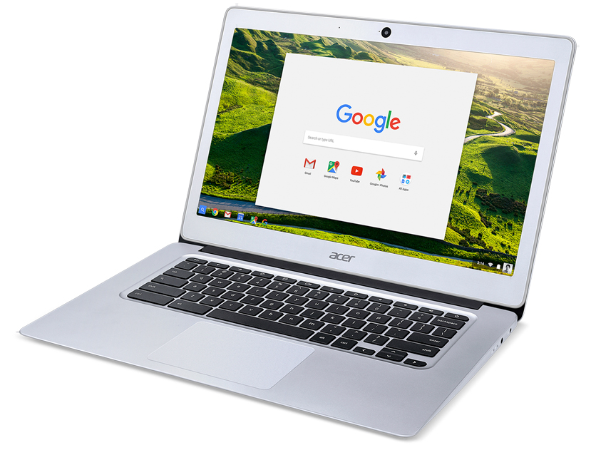 Acer promete 14 horas de autonomía en su nuevo Chromebook, Imagen 1