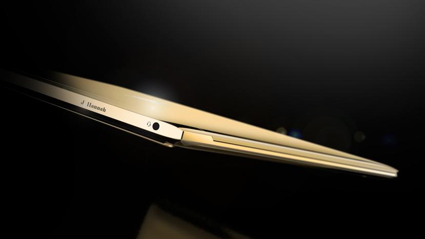 HP reclama el título al portátil más fino del mundo con su exclusivo HP Spectre, Imagen 2