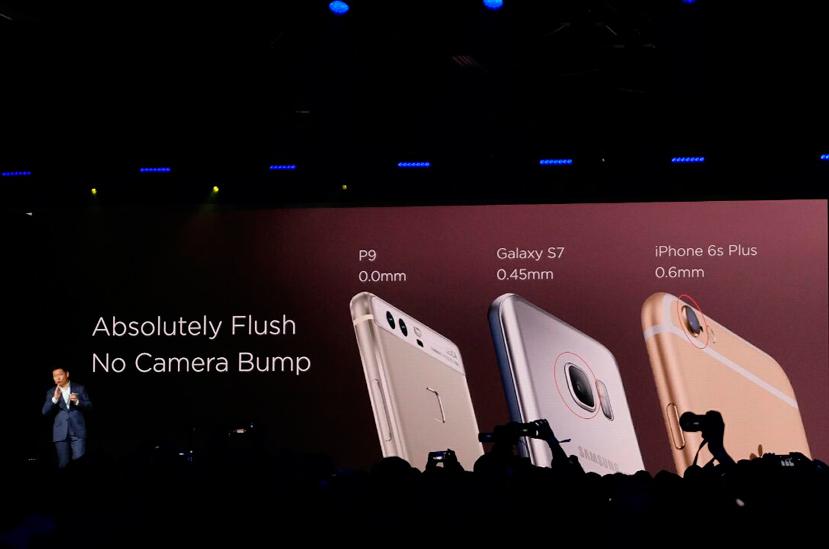 Los nuevos Huawei P9 y P9 Plus llegan con sistema de doble lente monocroma y RGB de LEICA, Imagen 2