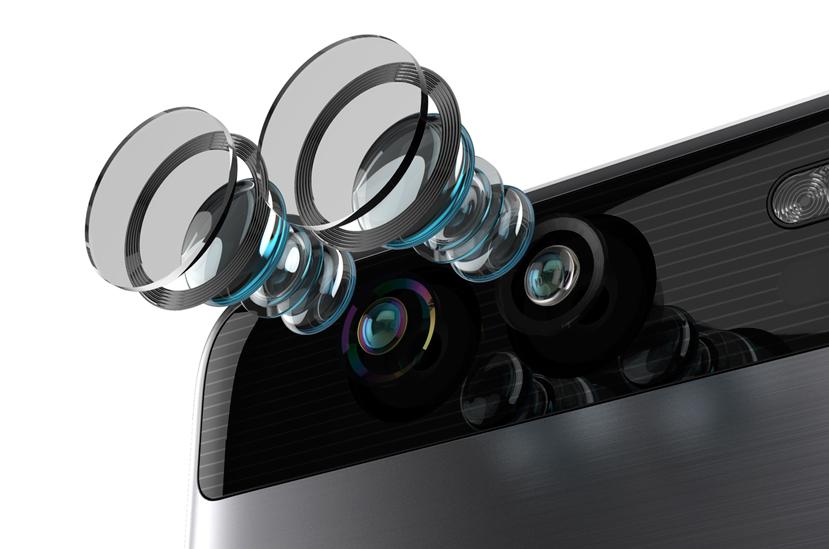 Los nuevos Huawei P9 y P9 Plus llegan con sistema de doble lente monocroma y RGB de LEICA, Imagen 1
